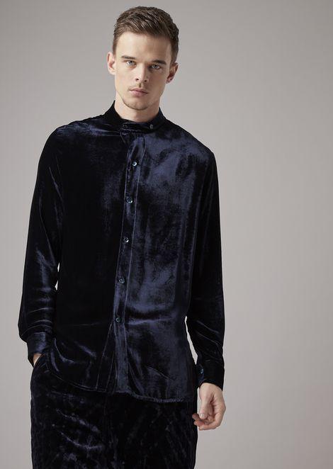 GIORGIO ARMANI Casual Shirt [*** pickupInStoreShippingNotGuaranteed_info ***] f