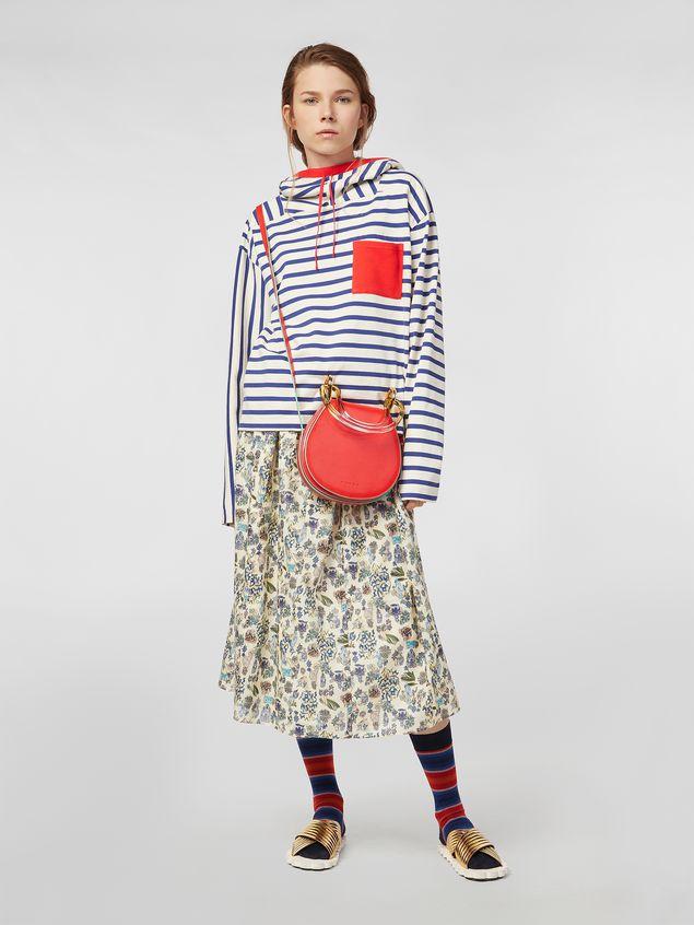 Marni Compact striped jersey sweater Woman - 5