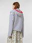 Marni Compact striped jersey sweater Woman - 3