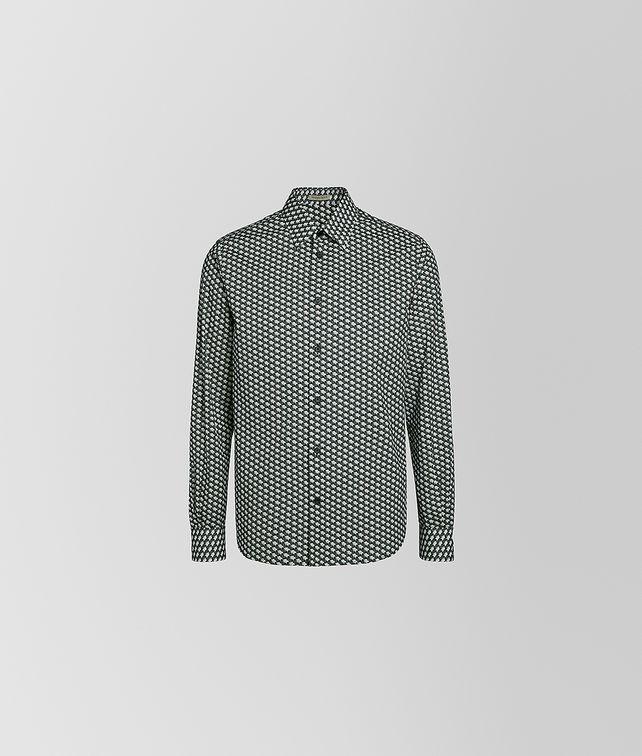 BOTTEGA VENETA 棉质衬衫 衬衫 男士 fp