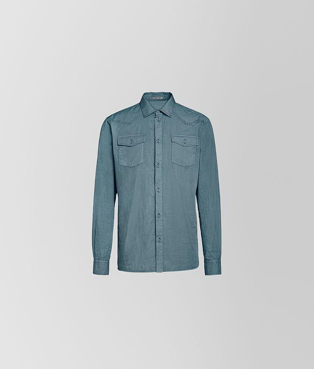 BOTTEGA VENETA SHIRT IN COTTON Shirt [*** pickupInStoreShippingNotGuaranteed_info ***] fp