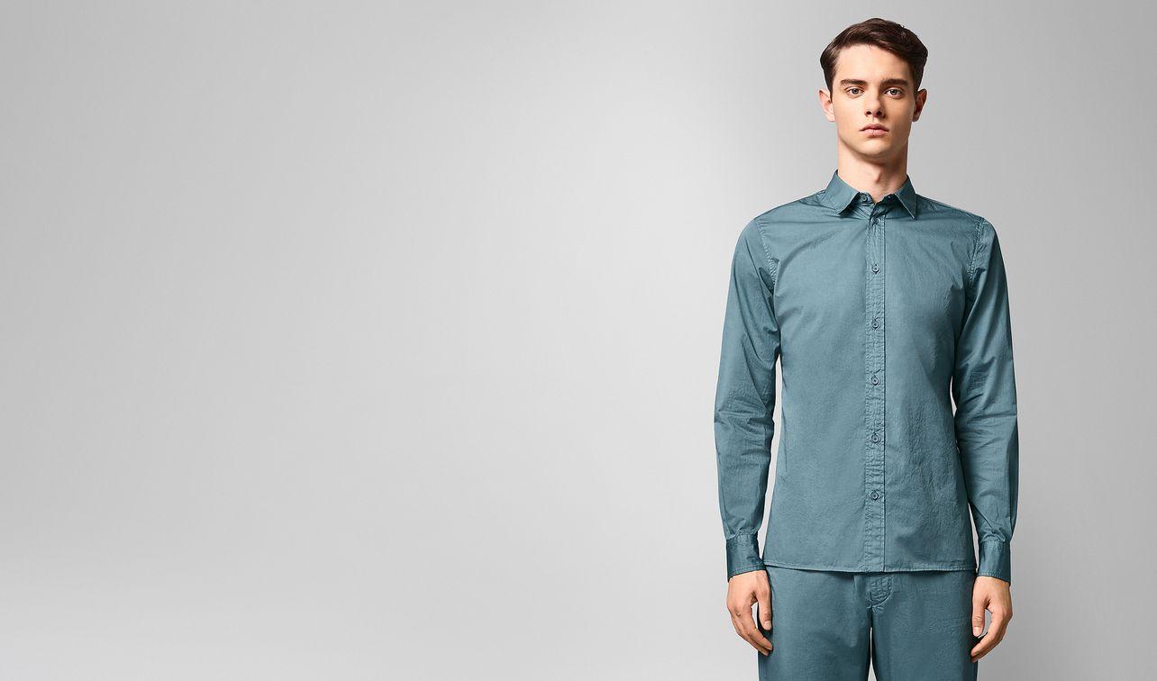 shirt in cotton   landing