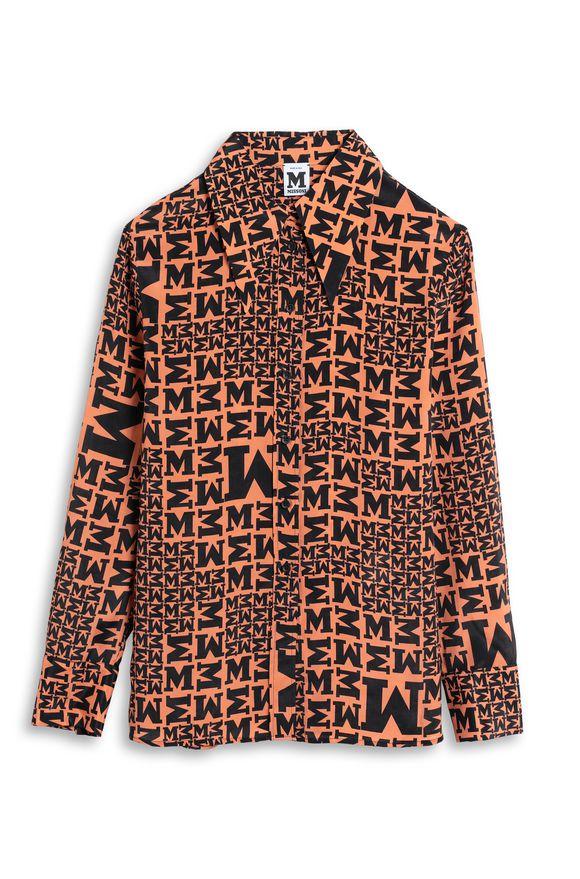M MISSONI Рубашка Для Женщин, Вид без модели