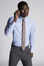 DSQUARED2 Oxford Cotton Slim Fit Classic Shirt Shirt Man
