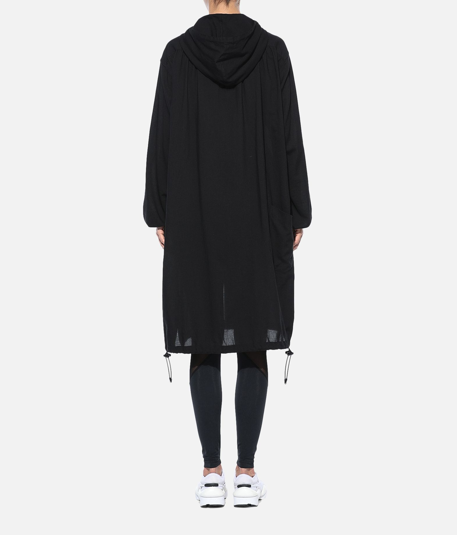 Y-3 Y-3 Hooded Long Shirt Long sleeve shirt Woman d