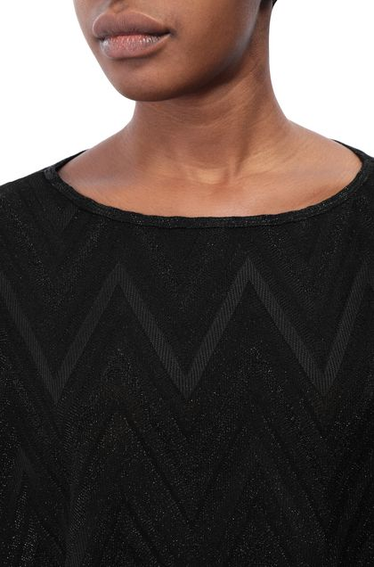 M MISSONI Blouse Black Woman - Front