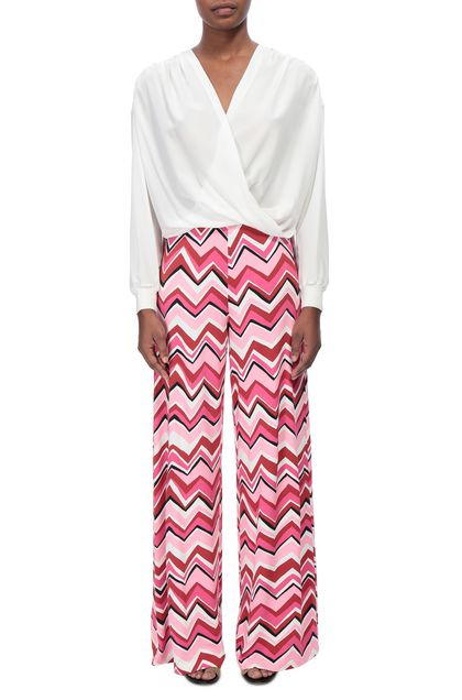 M MISSONI Shirt White Woman - Back