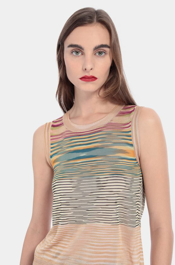 MISSONI Vest Woman, Detail