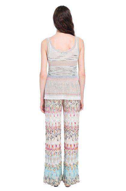 MISSONI Vest Beige Woman - Front