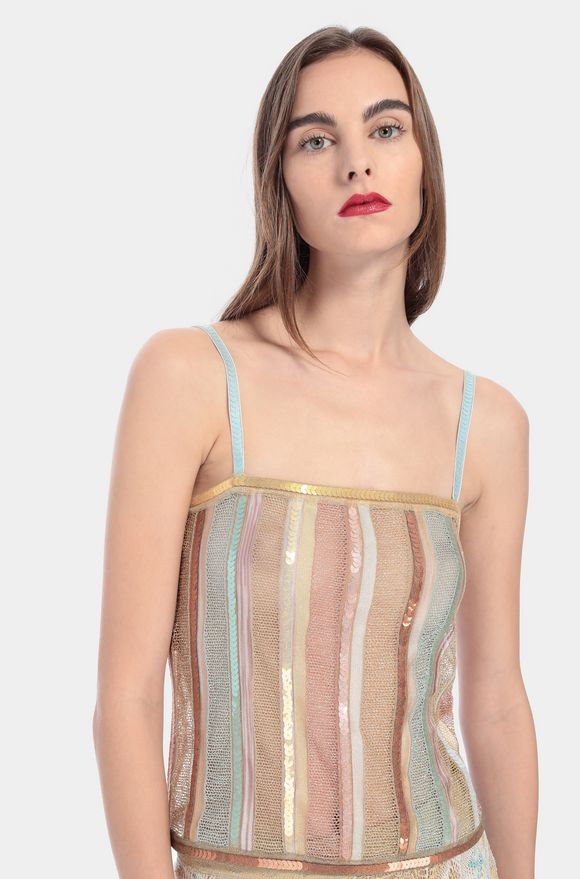 MISSONI Top Woman, Detail