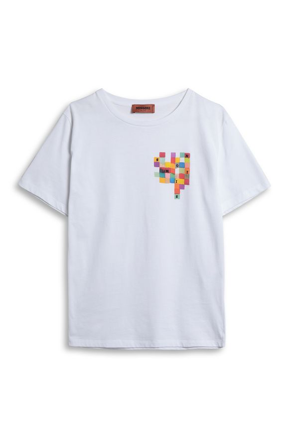 MISSONI T-shirt Woman, Product view without model
