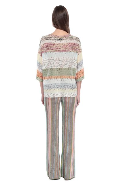 MISSONI Blouse Green Woman - Front