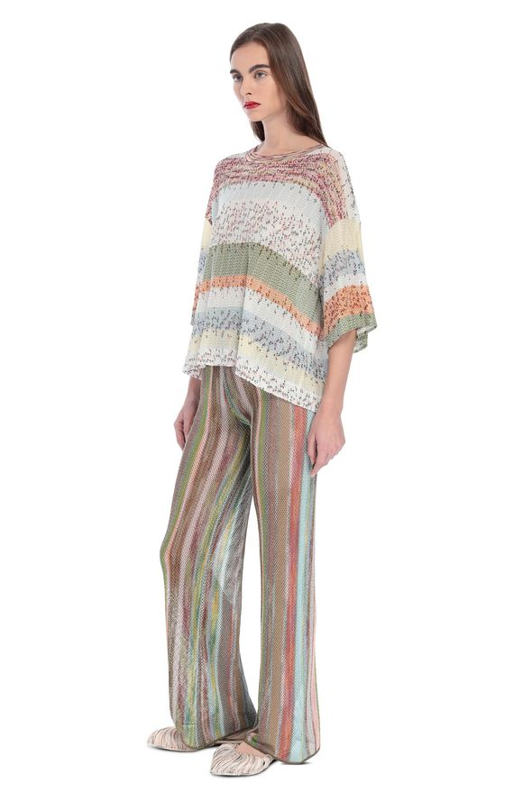 MISSONI Blouse Woman, Side view