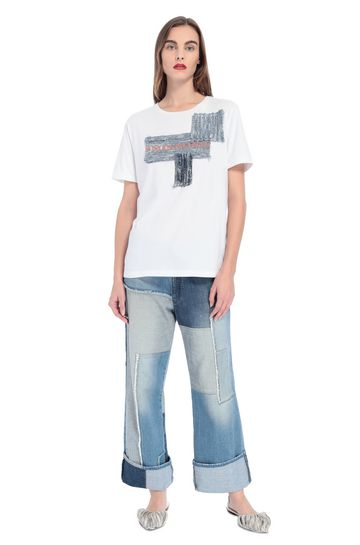 MISSONI T-Shirt Damen m
