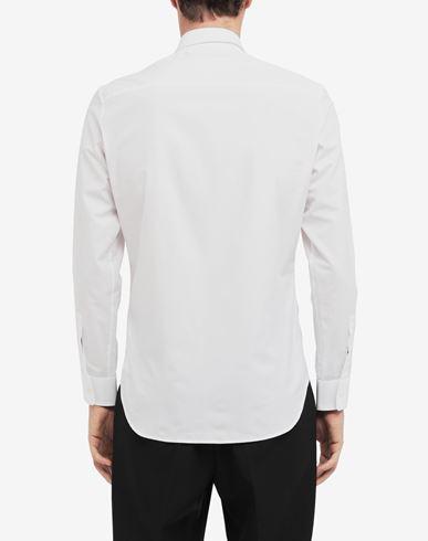 SHIRTS Classic poplin shirt White