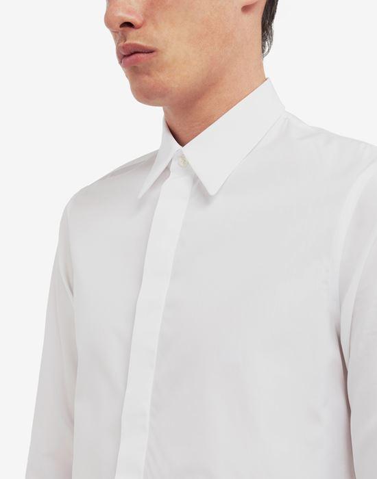 MAISON MARGIELA Classic poplin shirt Long sleeve shirt [*** pickupInStoreShippingNotGuaranteed_info ***] a