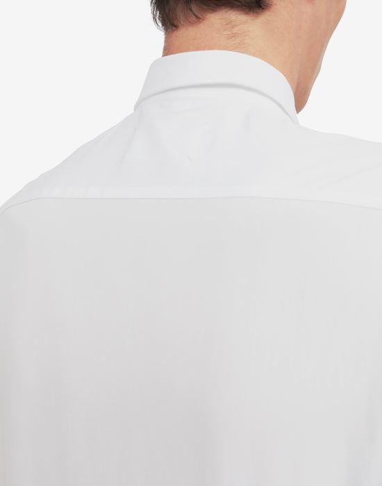 MAISON MARGIELA Classic poplin shirt Long sleeve shirt [*** pickupInStoreShippingNotGuaranteed_info ***] b