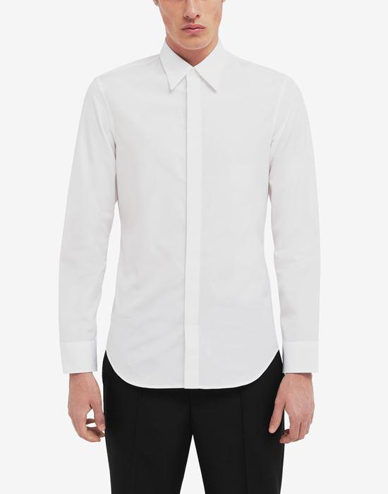 MAISON MARGIELA Classic poplin shirt Long sleeve shirt [*** pickupInStoreShippingNotGuaranteed_info ***] r