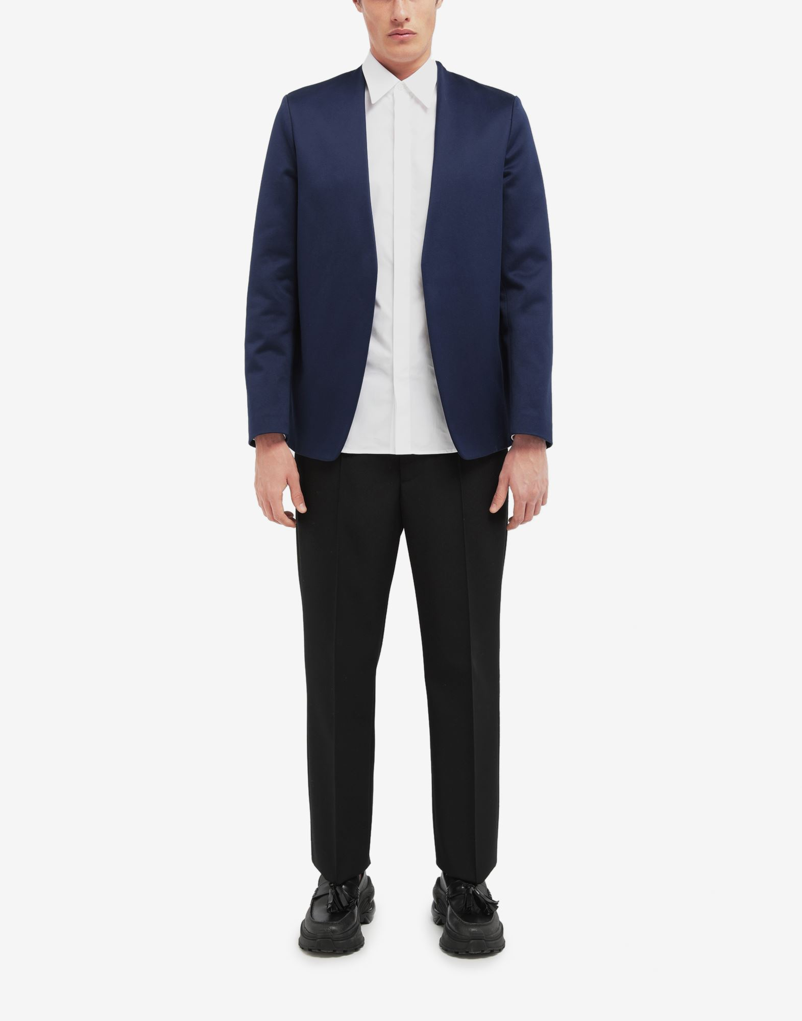 MAISON MARGIELA Classic poplin shirt Long sleeve shirt Man d