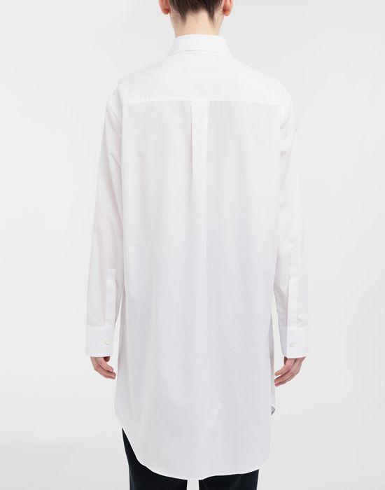 MAISON MARGIELA Oversized cotton-poplin shirt Long sleeve shirt [*** pickupInStoreShipping_info ***] e