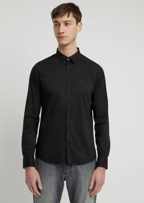EMPORIO ARMANI Casual Shirt Man f