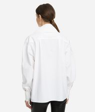 KARL LAGERFELD Karl Bow Shirt Blouse Woman d