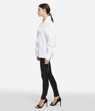 KARL LAGERFELD Karl Bow Shirt Blouse Woman e