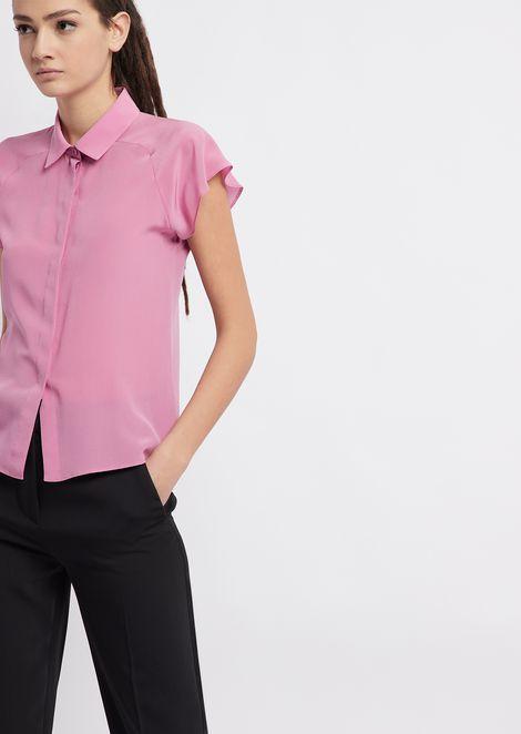 EMPORIO ARMANI Блузка Для Женщин f