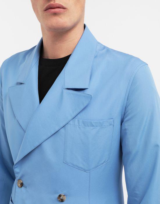 MAISON MARGIELA Double-breasted suit jacket Blazer [*** pickupInStoreShippingNotGuaranteed_info ***] a