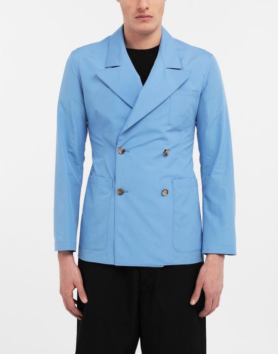 MAISON MARGIELA Double-breasted suit jacket Blazer [*** pickupInStoreShippingNotGuaranteed_info ***] r