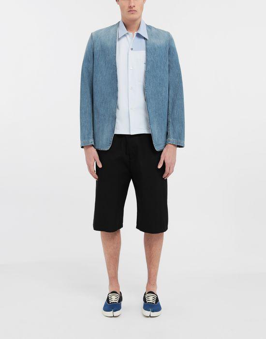 MAISON MARGIELA Décortiqué pocket shirt Short sleeve shirt [*** pickupInStoreShippingNotGuaranteed_info ***] d