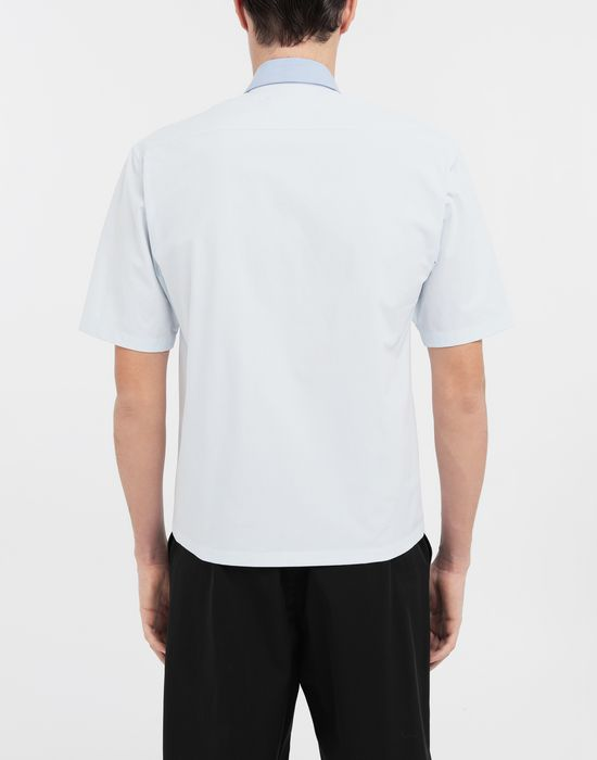 MAISON MARGIELA Décortiqué pocket shirt Short sleeve shirt [*** pickupInStoreShippingNotGuaranteed_info ***] e