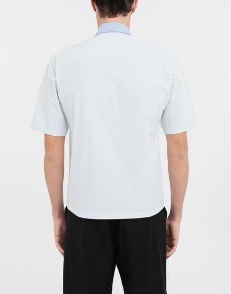 MAISON MARGIELA Décortiqué pocket shirt Short sleeve shirt Man e