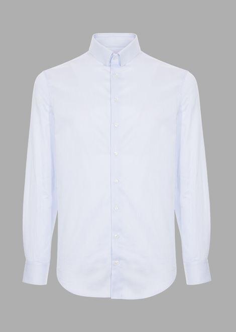 GIORGIO ARMANI Classic Shirt Man r