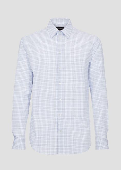 EMPORIO ARMANI Classic Shirt Man r