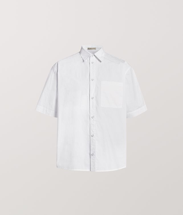 BOTTEGA VENETA SHIRT IN COTTON Shirt Man fp