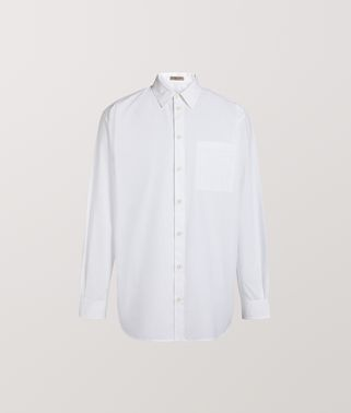 SHIRT IN COTTON
