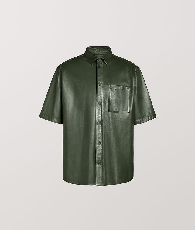 BOTTEGA VENETA SHIRT IN NAPPA Shirt Man fp