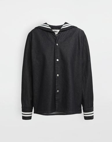 MM6 MAISON MARGIELA Long sleeve shirt [*** pickupInStoreShipping_info ***] Sailor long-sleeved shirt f