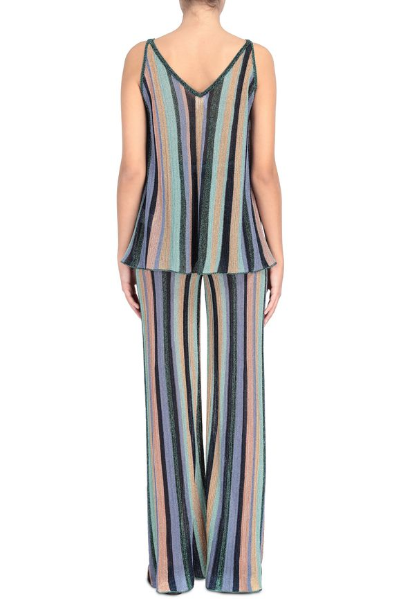 M MISSONI Vest Woman, Side view