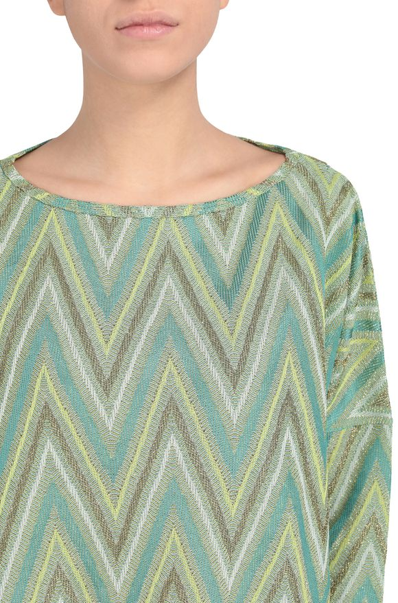 M MISSONI Blouse Woman, Rear view