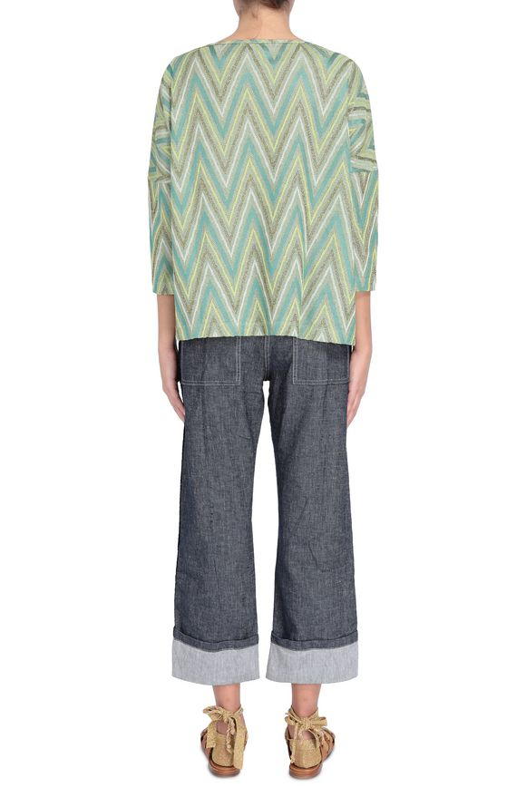 M MISSONI Blouse Woman, Side view