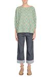 M MISSONI Blouse Woman, Frontal view