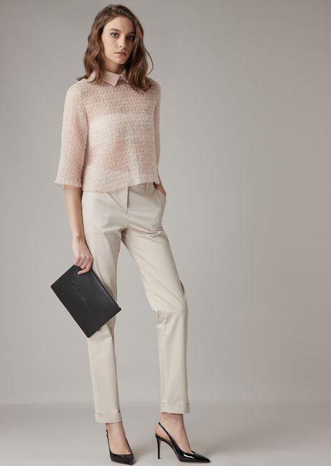 Silk blouse