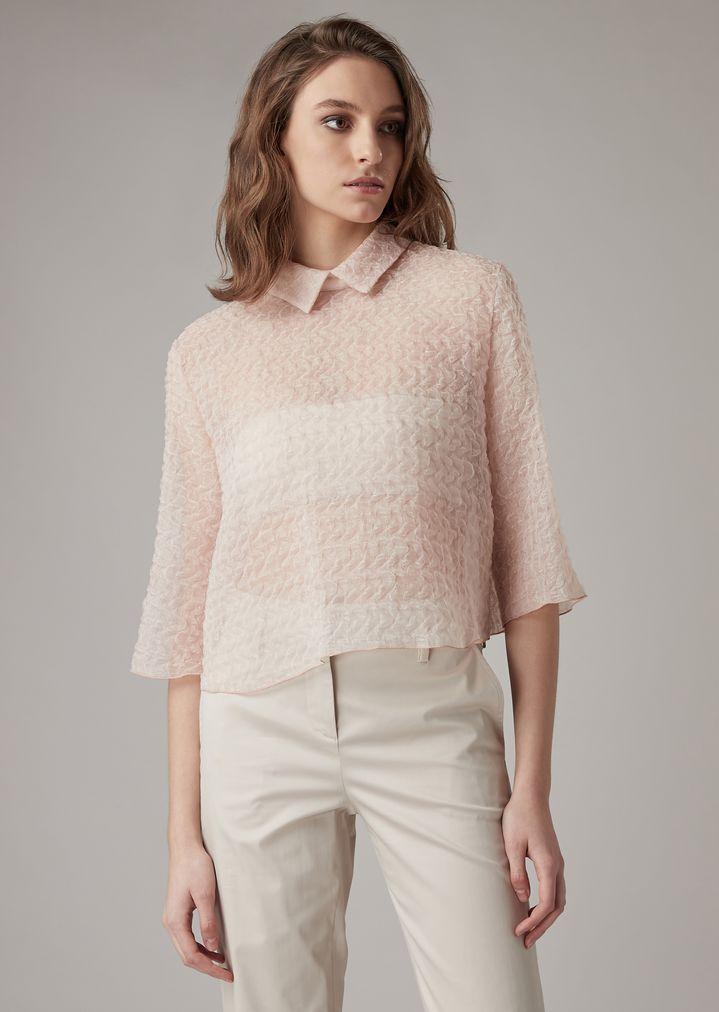 9f1041efd1 Silk blouse