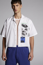DSQUARED2 Mert & Marcus 1994 x Dsquared2 Boxy Shirt Shirt Man