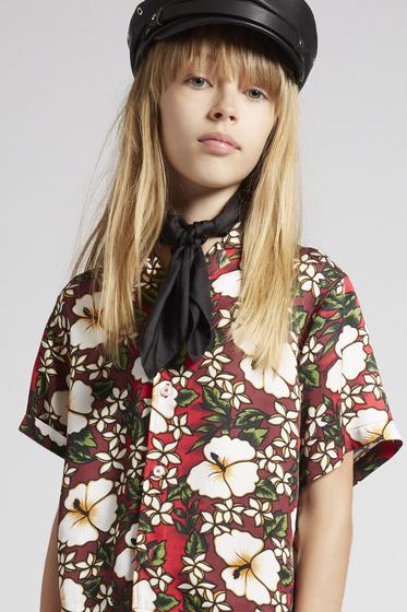 DSQUARED2 Рубашка Для Женщин DQ03DJD00T1JDQC10 m