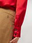Marni Camisa de satén de viscosa con cuello redondo Mujer - 4