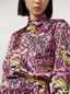 Marni Shirt in viscose satin print Bolero by Bruno Bozzetto Woman - 4