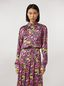 Marni Shirt in viscose satin print Bolero by Bruno Bozzetto Woman - 1